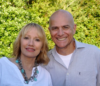 A picture of Marina and Michael, Focus Properties real estate agents.